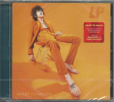 LP (LAURA PERGOLIZZI) - Heart to mouth (2018) CD