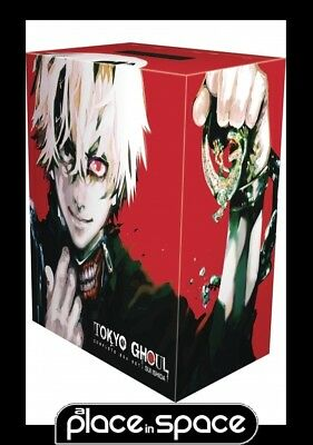 Tokyo Ghoul Complete Box Set - Softcover