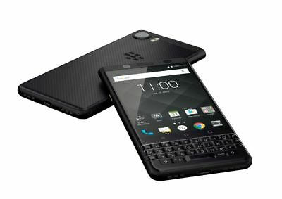 RIM Blackberry KEYone Black Edition QWERTY 64GB IPS Display Neuware
