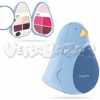 Pupa Trousse Cofanetto Trucco Make Up Lovely Bird 2 - Colore 013