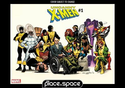 Uncanny X-Men, Vol. 5 #1D - Cockrum Hidden Gem Variant (Wk46)