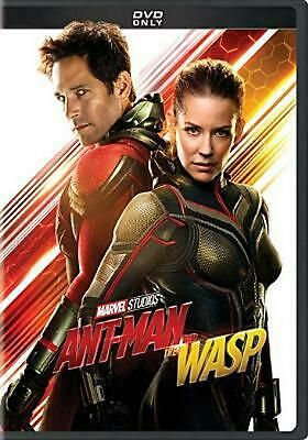 Ant-man and the Wasp - DVD Region 1 Free Shipping!
