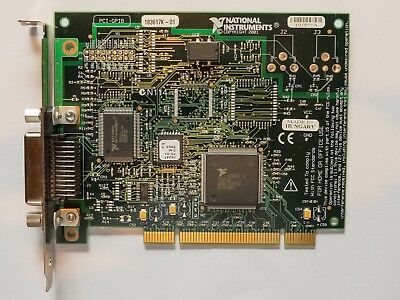 ... National Instruments PCI GPIB Karte ieee488