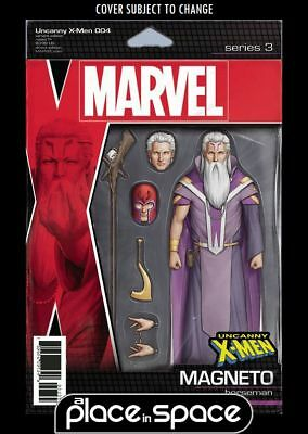 Uncanny X-Men, Vol. 5 #4B - Action Figure Variant (Wk49)