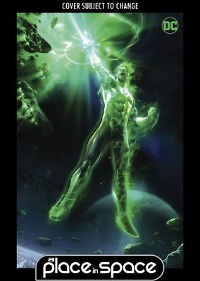 The Green Lantern #2B - Mattina Variant (Wk49)