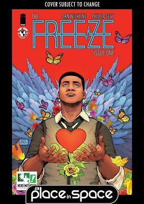 Freeze #1B - Hero Initiative Variant (Wk49)