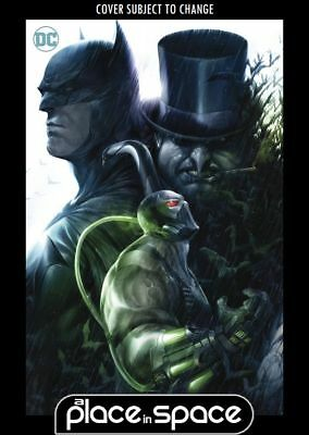 Batman, Vol. 3 #60B - Mattina Variant (Wk49)