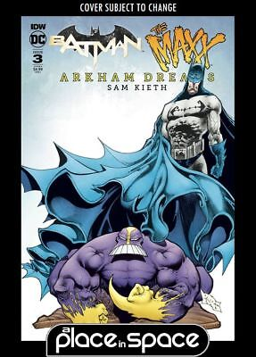 Batman / The Maxx: Arkham Dreams #3B (Wk49)