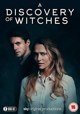 A Discovery of Witches (SKY One) - DVD (NEW) - Matthew Goode, Teresa Palmer