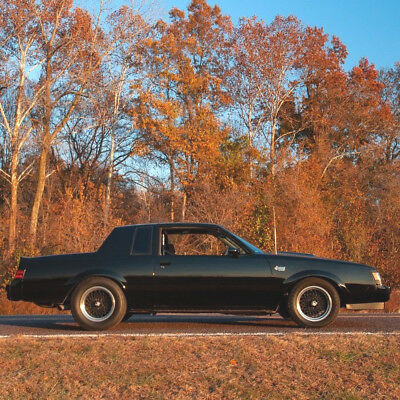 1987 Buick Grand National Grand National with T-tops 1987 Buick Grand National with T-tops