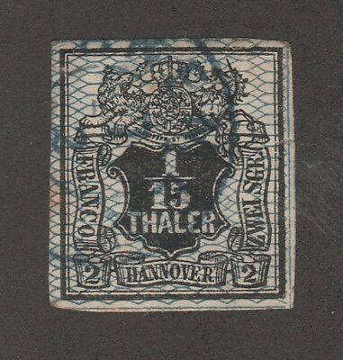 Kappys 122317-20 German States Hanover Sc0Tt 14 Used Retail $55