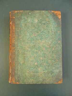 155 BOUND ISSUES of Boston Newspaper DAILY EVENING TRANSCRIPT  JULY to DEC. 1836