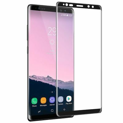 3D Full Cover Tempered Glass Film Screen Protector For Samsung Galaxy Note 8 New