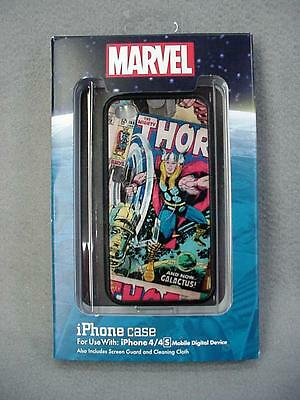 Disney Parks Marvel Comics MIGHTY THOR Cell Phone Case for iPhone 4/4S NEW