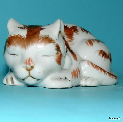 Japanese Porcelain Wonderful Antique 18Thc The Famous Kutani Cat