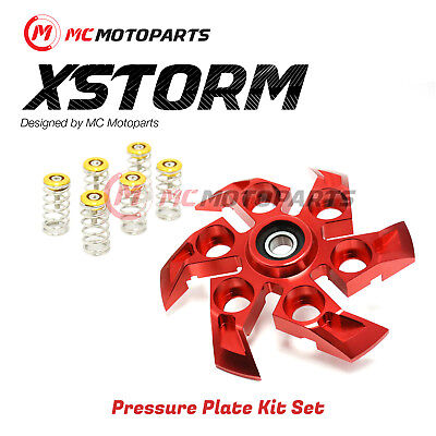 For Ducati Monster 1100 ABS EVO S RED XStorm Pressure Plate GOLD Springs 1 Set