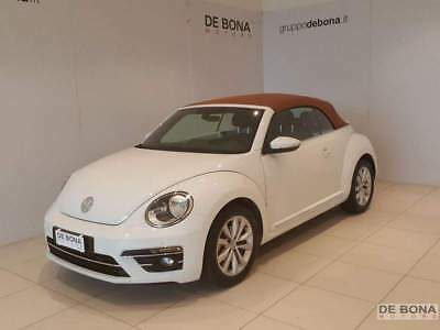 Volkswagen Maggiolino Cabrio 1.2 TSI Design BlueMotion Technology