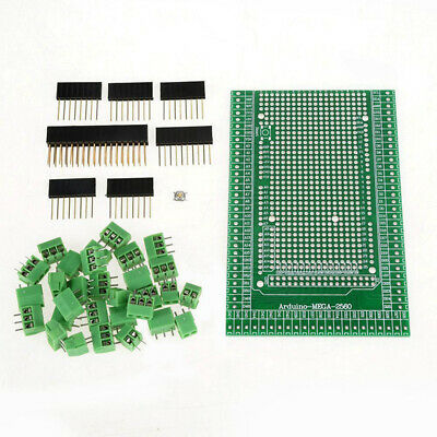 MEGA-2560 R31 Prototype Screw Terminal Block Shield Board for Arduino practical
