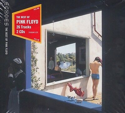 Pink Floyd / Echoes - The Best Of Pink Floyd - 2 CDs - Hits (NEU! OVP, NEW)