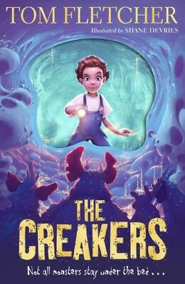 The Creakers by Tom Fletcher   9780141388847