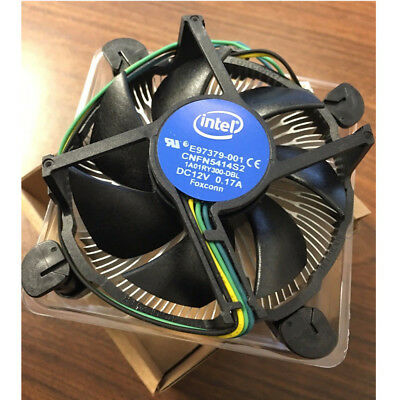 Intel Heatsink / Fan Cooler E97379-001 for Core i3 i5 i7 LGA 1155 1156 1150 CPU