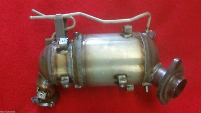 Soot Particle Filter Diesel Particulate DPF Peugeot Citroen 1,6hdi