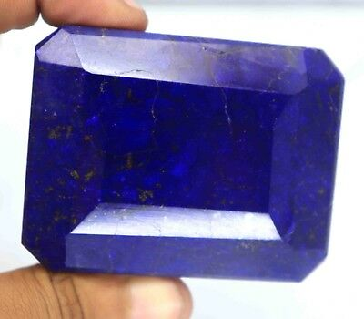 1140Ct EGL Certified Natural Superior Quality Huge Blue Sapphire Gemstone BO2229
