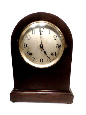"Seth Thomas Sonora Chime 16"" Mantle Clock With Two Movements--15 Minute Chimes"