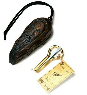 Jew's harp jaw mouth harp khomus vargan from Altai by P. Potkin + ALTAY WIZARD