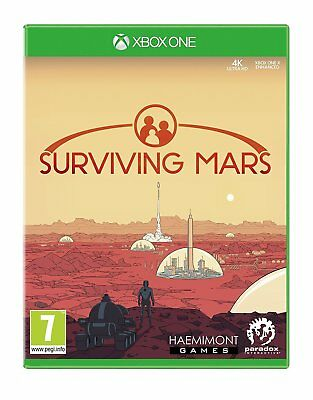 Surviving Mars For XBOX One (New & Sealed)