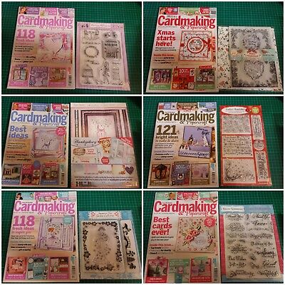 Card making and papercraft Magazines