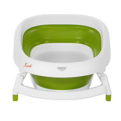 Karibu Baby Toddler Folding Bathtub Thickened with Sponge B4A2