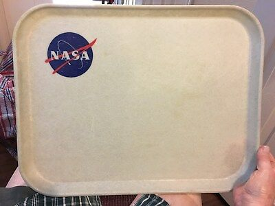 Vintage Cafeteria Tray From Nasa