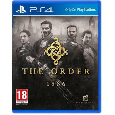 The Order 1886 PS4 - Game for Sony PlayStation PS4 NEW & SEALED