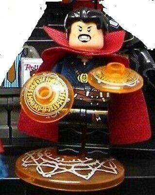 DOCTOR STRANGE minifigures Compatibile LEGO MARVEL NEW AVENGERS 4 104