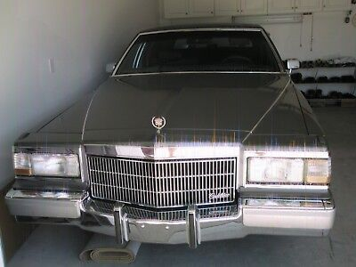 1990 Cadillac Brougham Chrome 1990 Cadillac Brougham - Only 44,600 Miles!!!! - 1 Owner Car!