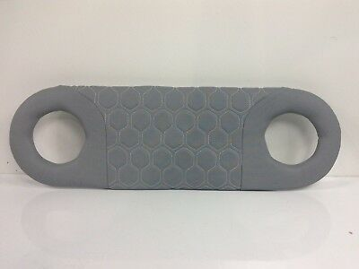 Tidewater 230 Speaker Panel Gray TW13603-17