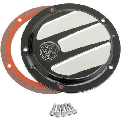 Performance Machine 0177-2026-BMP Scallop Derby Covers Platinum Cut 5 Hole
