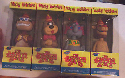 Funko Wacky Wobbler The Banana Splits: Drooper Bingo Snorky & Fleegle