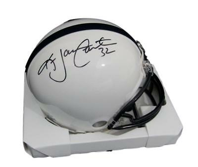 1415ed4bfbf JSA WPP College-NCAA Sports Mem, Cards & Fan Shop Saquon Barkley  Autographed Signed Penn State Nittany Lions Mini Helmet
