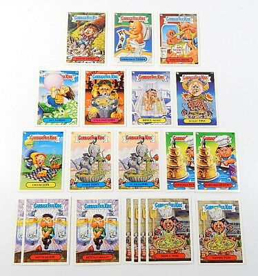 Lot of (20) 2004-2005 Topps Garbage Pail Kids ANS 2 3 4 Scratch n' Stink Cards