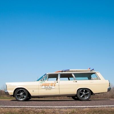1965 Ford Other Galaxie Country Sedan Wagon 1965 Ford Galaxie Country Sedan Wagon