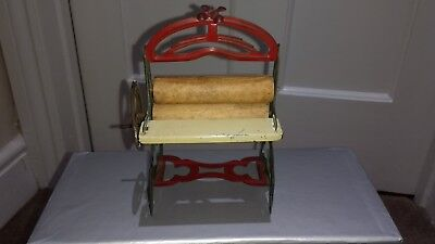 Holdfast Antique Vintage Dolls' House Mangle - Lovely Condition