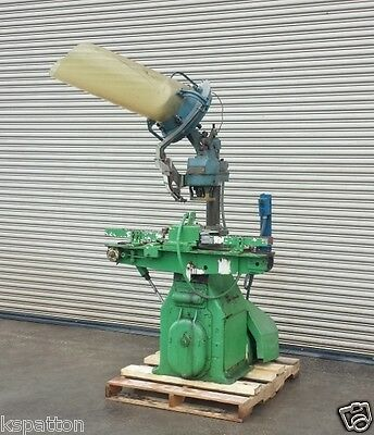 Alcoa Single Head ROPP Bottle Capper, Capping Machinery