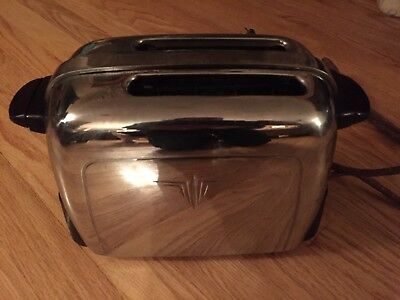 Vintage Kenmore Toaster Model344-6332 Is A Vintage Pop Up Toaster