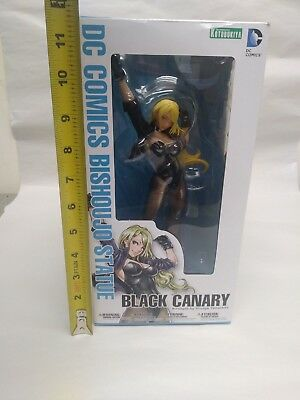 Kotobukiya Bishoujo DC Comics BLACK CANARY 1/7 PVC Figure Statue IN BOX