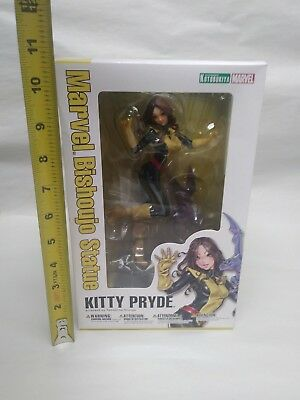 Kotobukiya Bishoujo DC Comics KITTY PRYDE X-MEN 1/7 PVC Figure Statue IN BOX