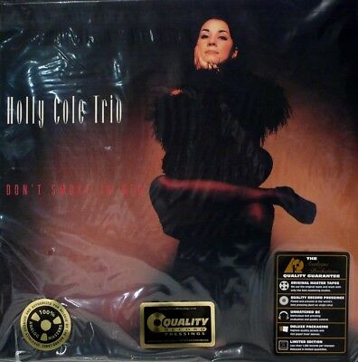 Holly Cole Trio Don't Smoke In Bed  Analogue Productions  App-049 33Rpm
