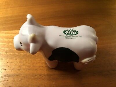 ARLA Cheese DAIRY COW Stress Ball Farm Animal CATTLE LOOK