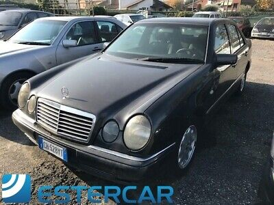 MERCEDES-BENZ E 290 turbodiesel Elegance BERLINA